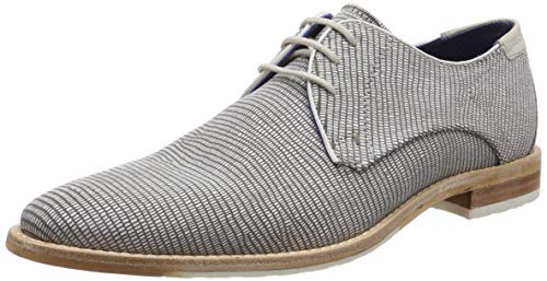 Daniel Hechter Herren 811229151900 Derbys, Grau (Light Grey 1200), 45 EU
