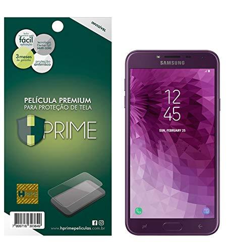 Pelicula Hprime invisivel para Samsung Galaxy J4, Hprime, Película Protetora de Tela para Celular, Transparente