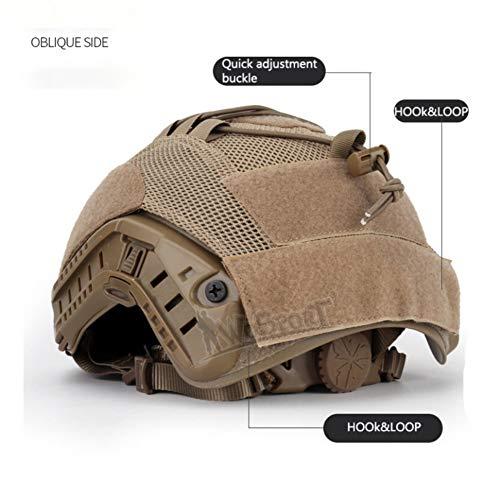 avec Cinq Blocs de Poids WorldShopping4U Airsoft Fast BJ PJ MH Tactical Helmet Balancing Poids Sac