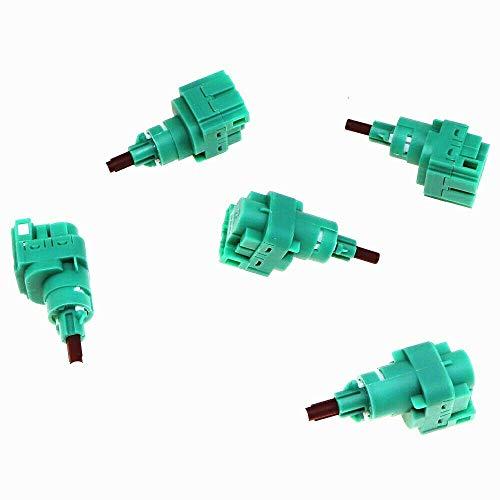 5 unidades para interruptor de luz de freno A3 Golf MK4 Passat 1C0 945 511A