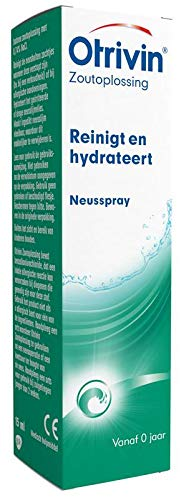 Otrivin Zoutoplossing Neusspray, 15 ml