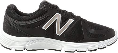 New Balance 575, Zapatillas Deportivas para Interior Mujer, Negro (Black/Rose Gold), 37 EU