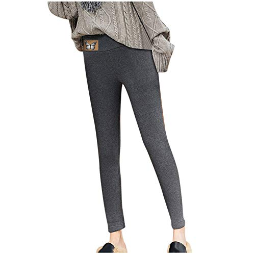 Alueeu Leggings Térmicos para Mujeres Invierno pantalon...