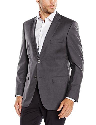Roy Robson Herren Shape Fit Anzugjacke, Grau (Anthrazit 9), (Herstellergröße: 24)