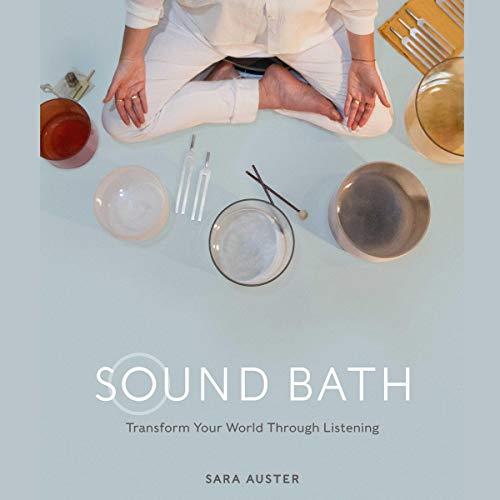 Sound Bath audiobook cover art