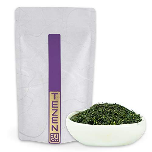 Bio Sencha Klassisch Grüner Bio Sencha Tee aus Kagoshima, Japan | Hochwertiger japanischer Bio Sencha Tee | Premium Bio Sencha ideal als Tee Geschenk (100g)