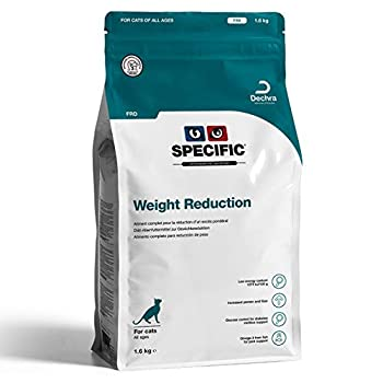 Dechra Specific FRD Weight Reduction Nourriture pour Chat