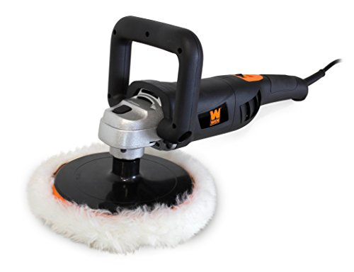 WEN 948 10 Amp Variable Speed Polisher with Digital Readout 7quot