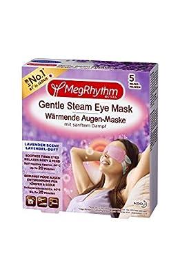 MegRhythm Wärmende Augen-Maske 5er