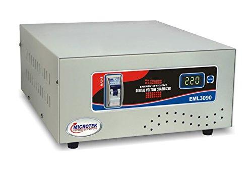 MICROTEK EML 3090 90V - 300V Voltage Stabilizer for Mainline