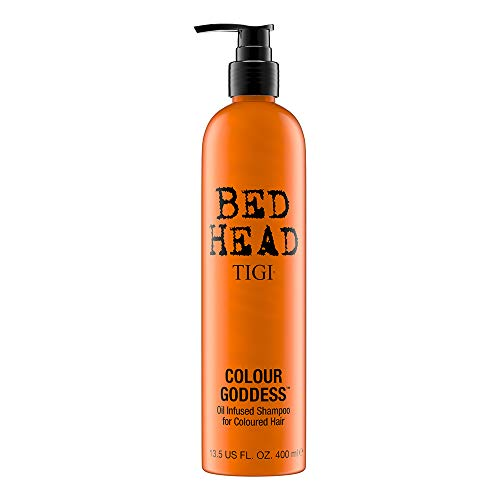 Tigi Bed Head Colour Goddess Shampoo, 1er Pack (1 x 400 ml)