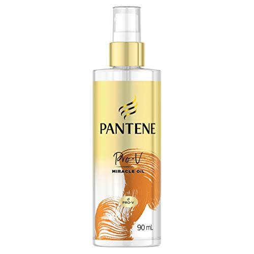 Pantene Pro-Vitamin Miracle Hair Oil, 90ml