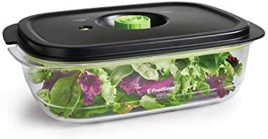 FOODSAVER 2129973 Preserve Marinate Vacuum Containers 10 Cup Clear product image