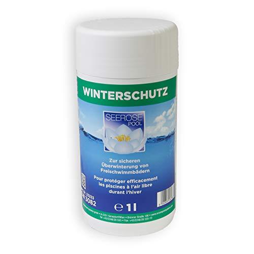 Seerose Winterschutzmittel 1l Überwinterung Pool flüssig
