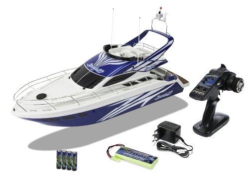 Carson 500108013 - RC-Motoryacht Sunset 2.4G RTR
