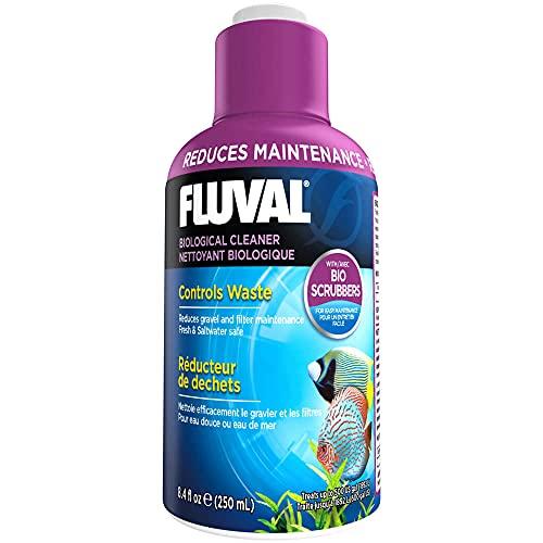 Fluval Waste Control Biological Cleaner, Aquarium Water...