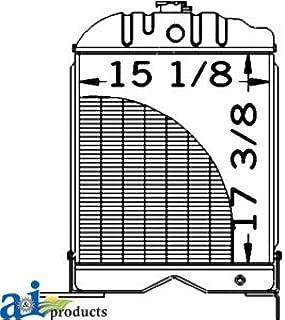 A-186733M91 Massey Ferguson Parts RADIATOR 302 , 304 , 50 , 50A , 65