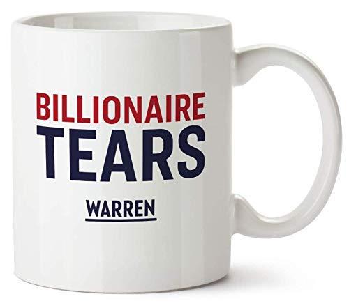 N\A Taza de lágrimas multimillonario Taza de té de café con Leche