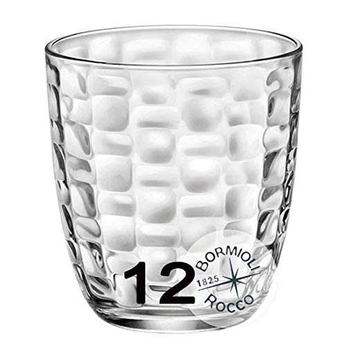 Bormioli Rocco - Set 12 Bicchieri - Collezione Mat 30 - capacità 30 cl. - (12)