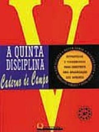 A Quinta Disciplina. Caderno De Campo (Em Portuguese do Brasil)