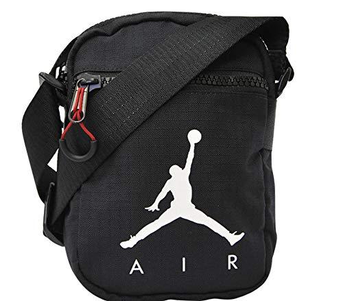 Nike Air Jordan Festival Bolsa, Negro (Negro), Talla única