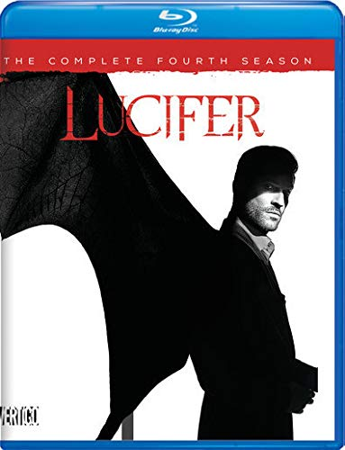 Lucifer: The Complete Fourth Season [Blu Ray] [Blu-ray]