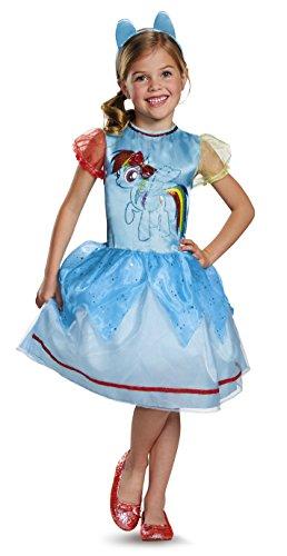 My Little Pony Rainbow Dash Classic Child Costume Medium 7-8
