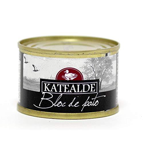 Katealde Bloc De Foie Gras De Pato, 65 g