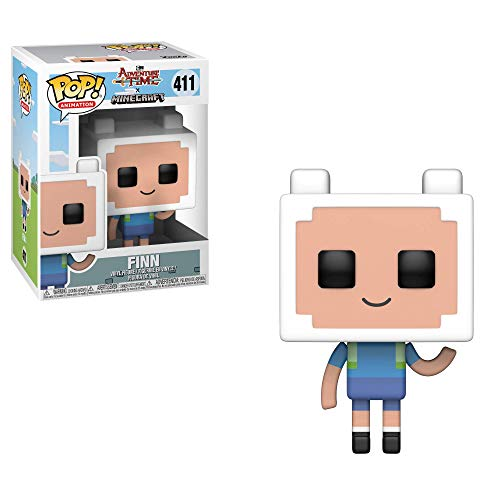 Funko - Adventure Time/Minecraft - Estatua, Multicolor, 32235