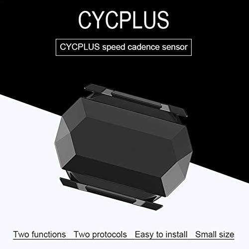 2-in-1 snelheids- en trapfrequentiesensor voor fietscomputer met ANT+ en Bluebooth-ondersteuning.