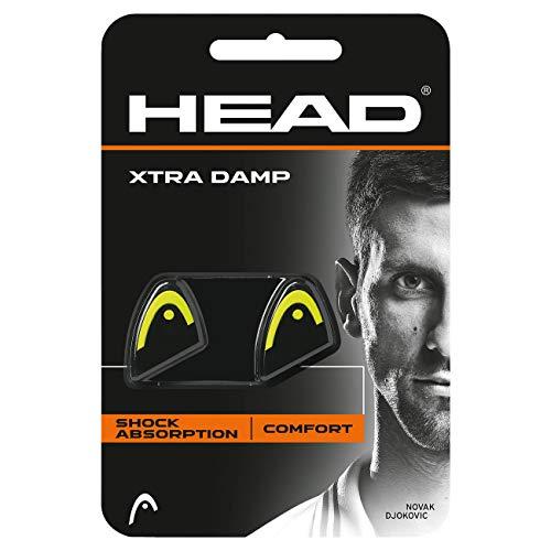 Head Xtra Damp Sordina para Tenis, Unisex Adulto, Amarillo, Talla única