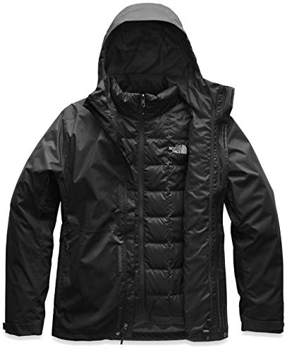 The North Face Men's Altier Down Triclimate Jacket - Medium - TNF Black