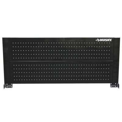 Husky 46 in. Pegboard Back Wall for Tool Cabinet