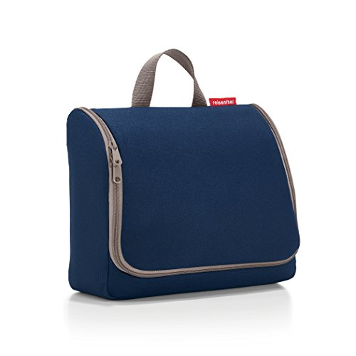 Reisenthel toiletbag XL Dark Blue Trousse de Toilette 28 x 25 x 10 Centimeters Blau (Dark Bleu)
