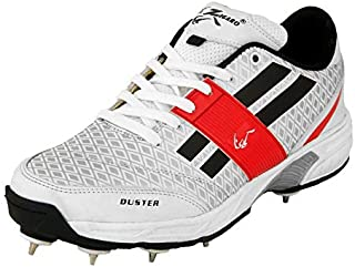 ZIGARO Duster Full Spike Cricket Shoe