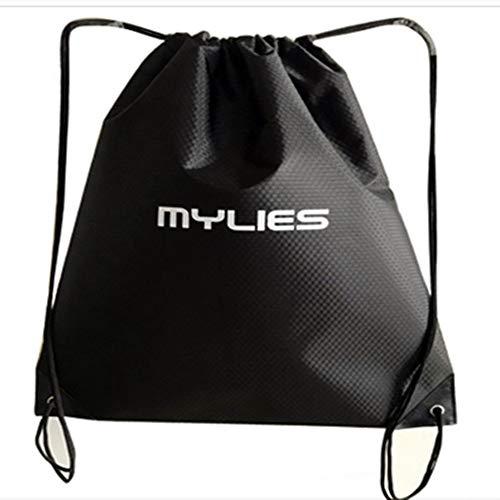 MYLIES Sacca Sportiva -Nuoto Palestra Sacca Coulisse Impermeabile Sacca Sportivo da Viaggio Leggero per Uomo Donna Borsa Coulisse Spiaggi