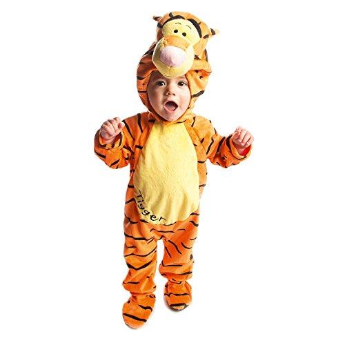 Costume/Grenouillère bébé - Tigrou - Taille 3-6 mois