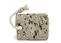 natural pumice stone for better exfoliation