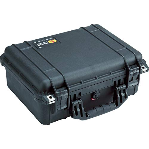Pelican 1450 Case With Foam Black