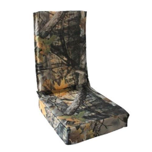 Savage Island Folding Outdoor Camo High Seat Camping Fishing Hunting Cushion E101
