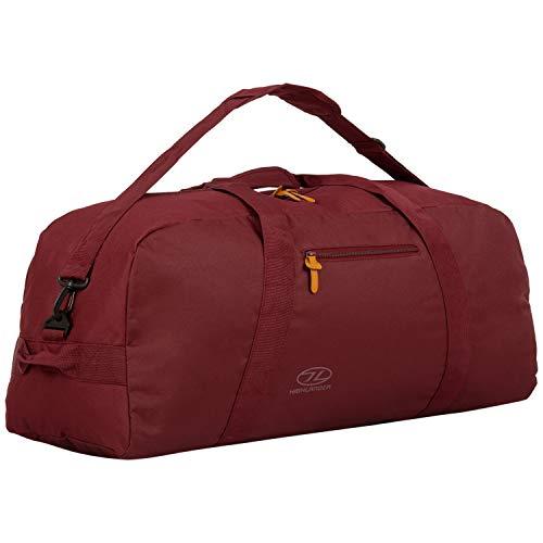 Highlander Cargo Bag 100 Liter Robuste Canvas Bolsa, Unisex, Puerto, 100 L
