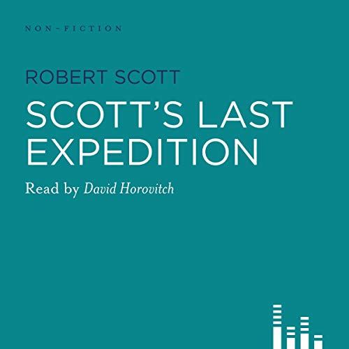 Scott's Last Expedition cover art
