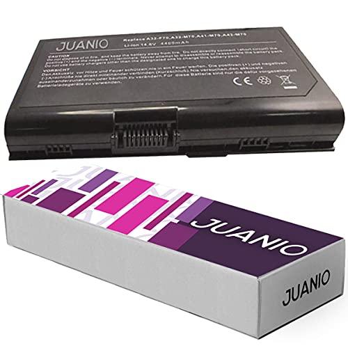 Bateria para portatil ASUS X70 X70SE X70SR 14.8V 4400mAh - JUANIO -