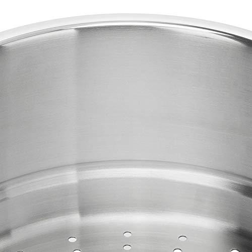 Zwilling ツヴィリング 「 プロ スチーマー インサート 24cm 」 蒸し 器 せいろ ステンレス 【日本正規販売品】 65120-824