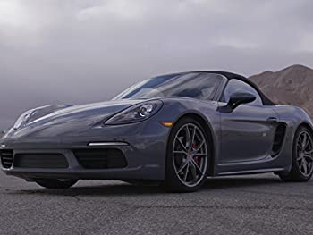 2017 Porsche 718 Boxster S at Streets of Willow