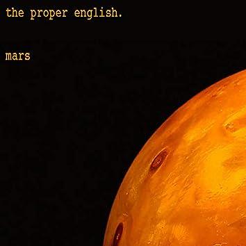The Milky Way Suite 5: Mars