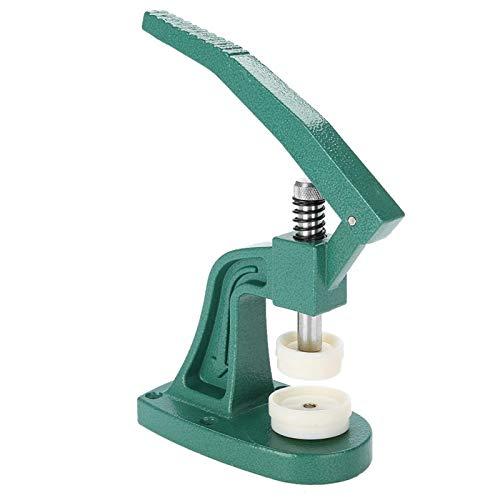con herramienta de reparación de reloj de 12 troqueles Herramienta de prensa de reloj de cristal de acero de primera calidad adecuada para evitar que el moho raye o dañe la superficie de la