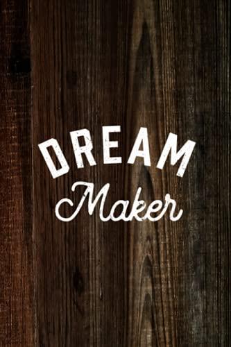 Hourly Study Planner: Retro Dream Maker Motivational Inspiration