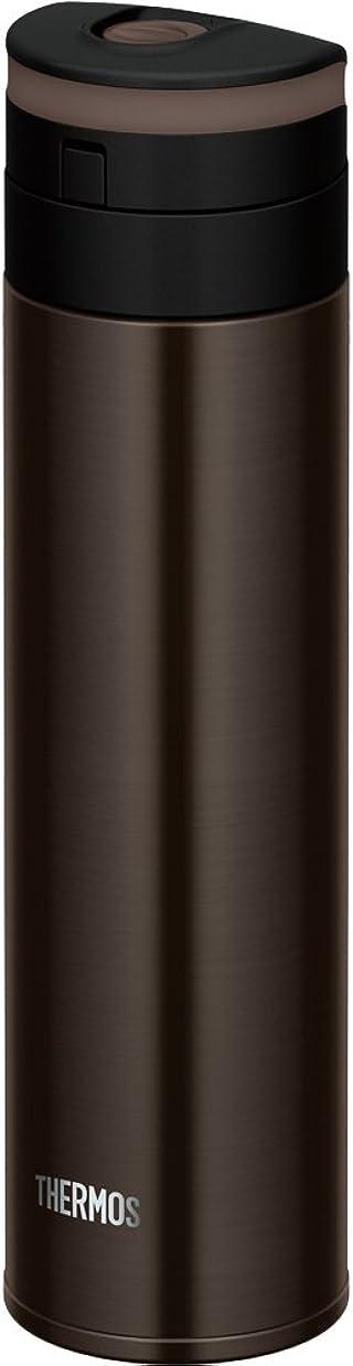 デコードする抽象苦しみサーモス 水筒 真空断熱ケータイマグ 【ワンタッチオープンタイプ】 450ml エスプレッソ JNS-451 ESP