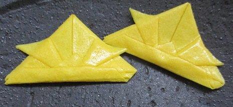 錦糸たまご かぶと 10P ( P25個 ) 業務用 冷凍